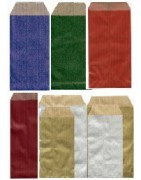 SOBRES KRAFT COLORES PLANOS O RECTANGULARES
